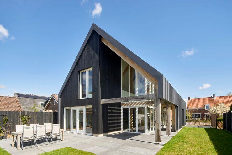 Broos de Bruijn architecten Casas modernas