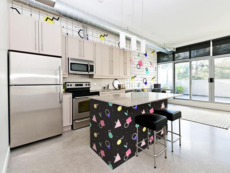 COSMIC KITCHEN Pixers KitchenAccessories & textiles Multicolored