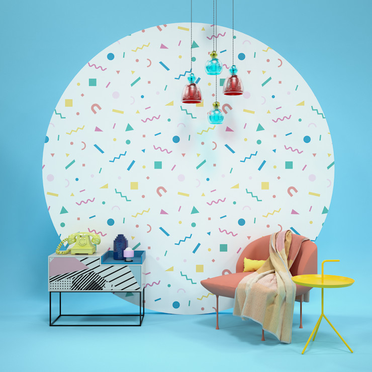 GET THAT GROOVE Pixers Living roomAccessories & decoration Multicolored