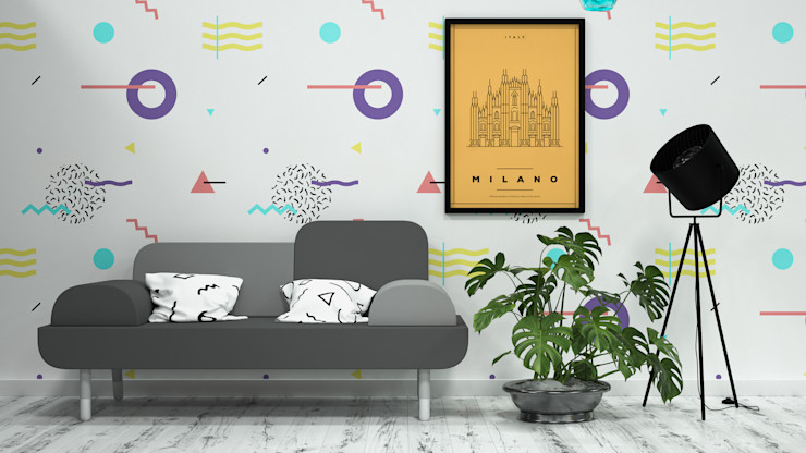 RETRO STYLE Pixers Living roomAccessories & decoration Multicolored