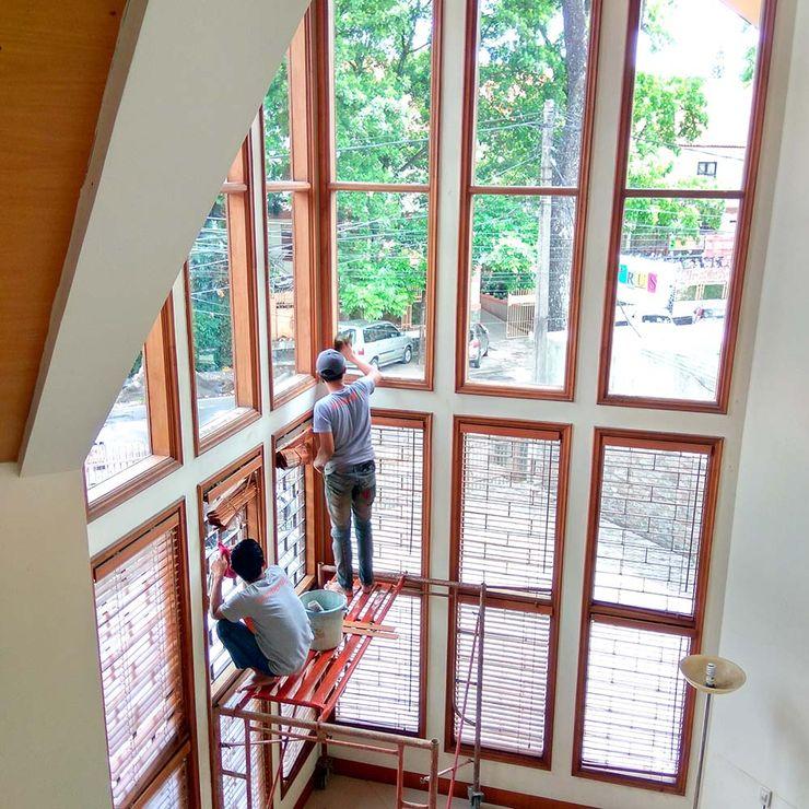 SapuBersih.id Scandinavian style windows & doors