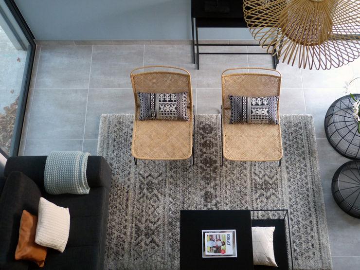 Agence Maïlys MOUTON Modern living room
