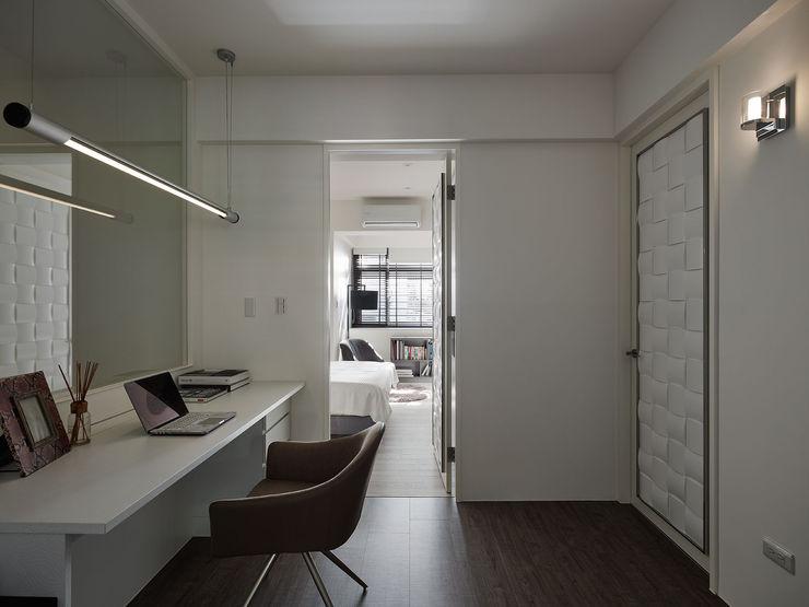 大集國際室內裝修設計工程有限公司 Moderne Arbeitszimmer