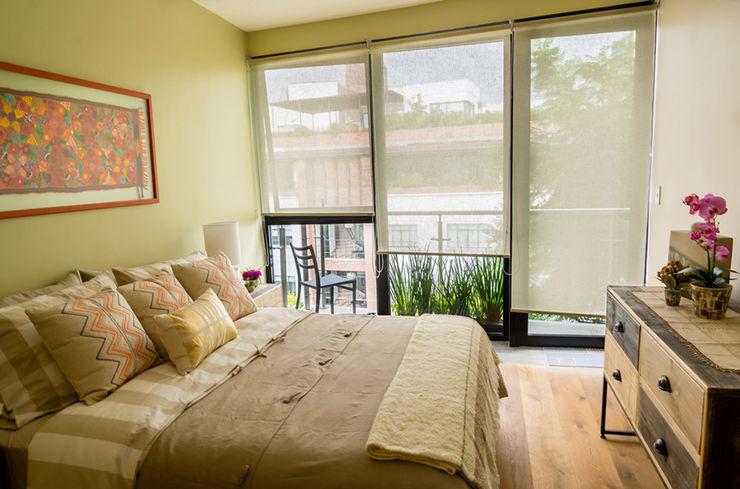 Choapan Decor Erika Winters Design Dormitorios modernos: Ideas, imágenes y decoración
