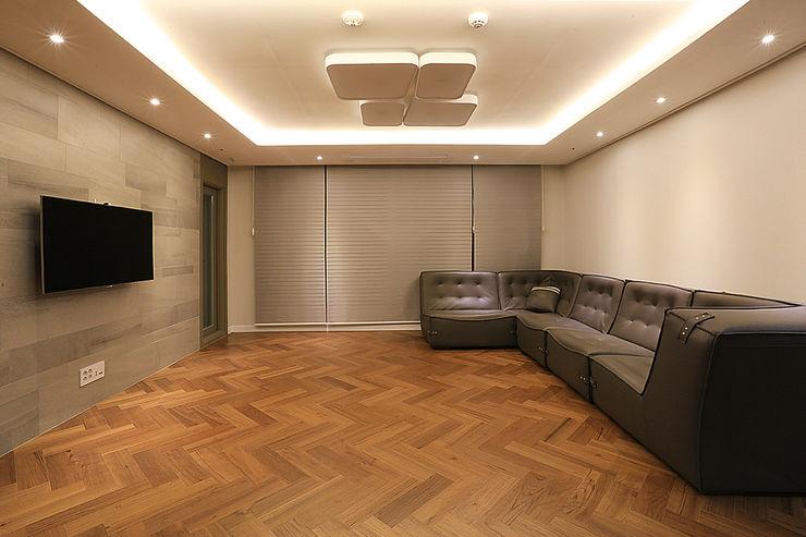 일곱기둥 인테리어 Living room