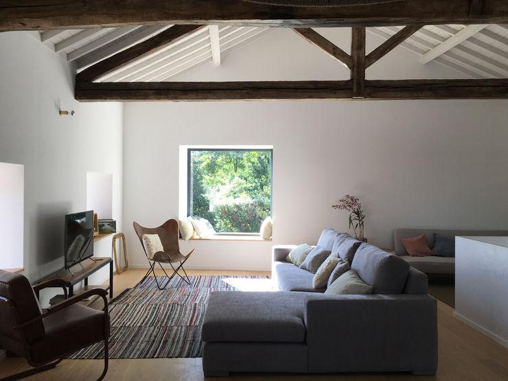 Mezzo Atelier Living room