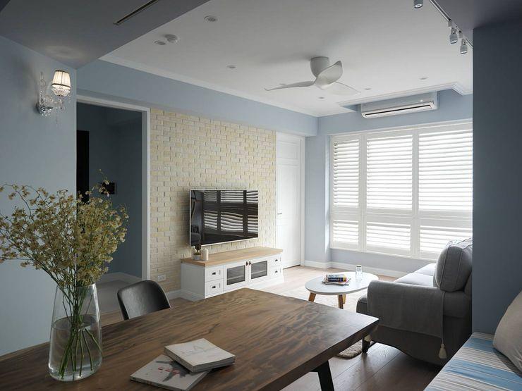 木皆空間設計 Country style dining room