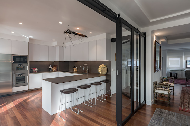 Architect Your Home Cucina eclettica