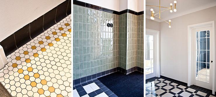 Binnenvorm Corridor, hallway & stairs Accessories & decoration Tiles