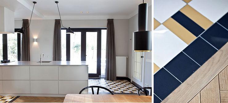 Binnenvorm Modern kitchen Tiles