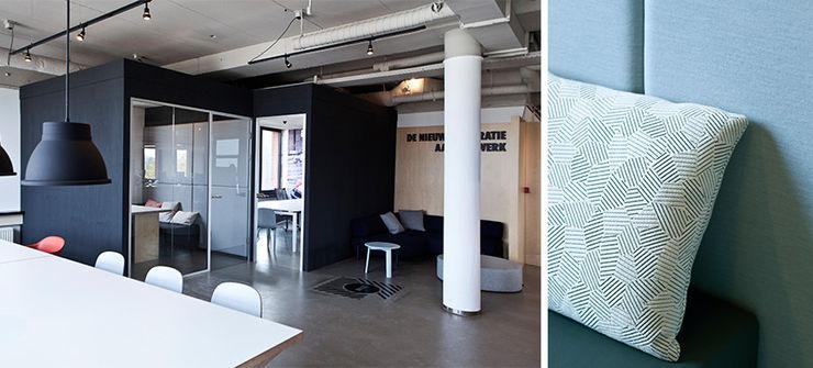 Binnenvorm Locaux commerciaux & Magasins Turquoise