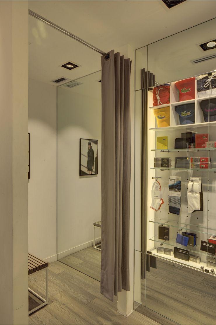 Lacoste RIMA Arquitectura Espacios comerciales de estilo moderno