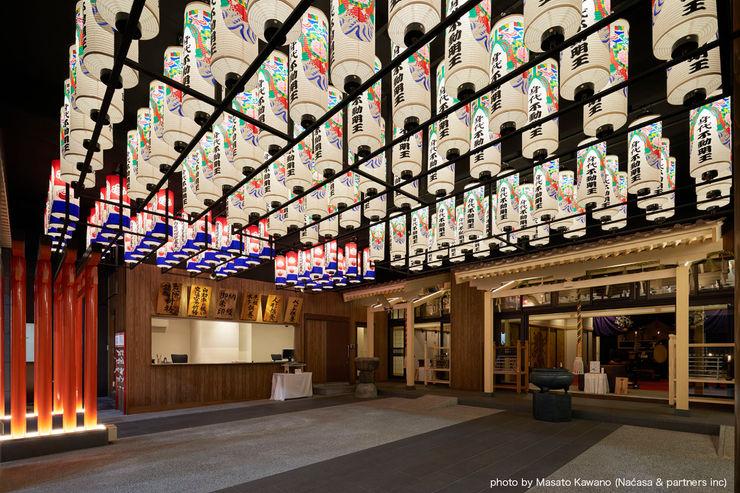 藤村デザインスタジオ / FUJIMURA DESIGIN STUDIO Офісні будівлі Дерево Дерев'яні