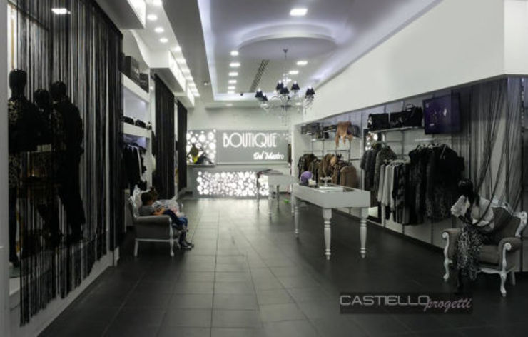 CASTIELLOproject Offices & stores