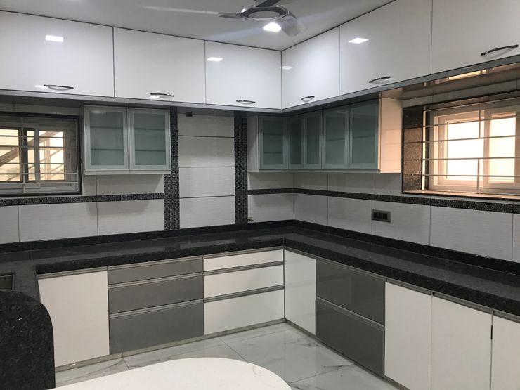 Nabh Design & Associates 廚房