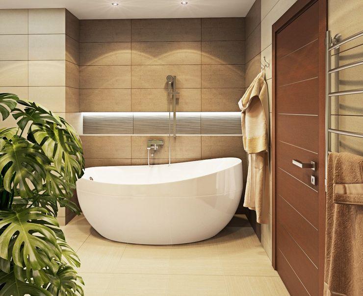 ДизайнМастер Ванна кімната Бежевий