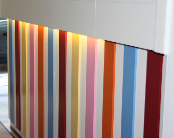 Lux Concept - Iluminação LED Modern hotels