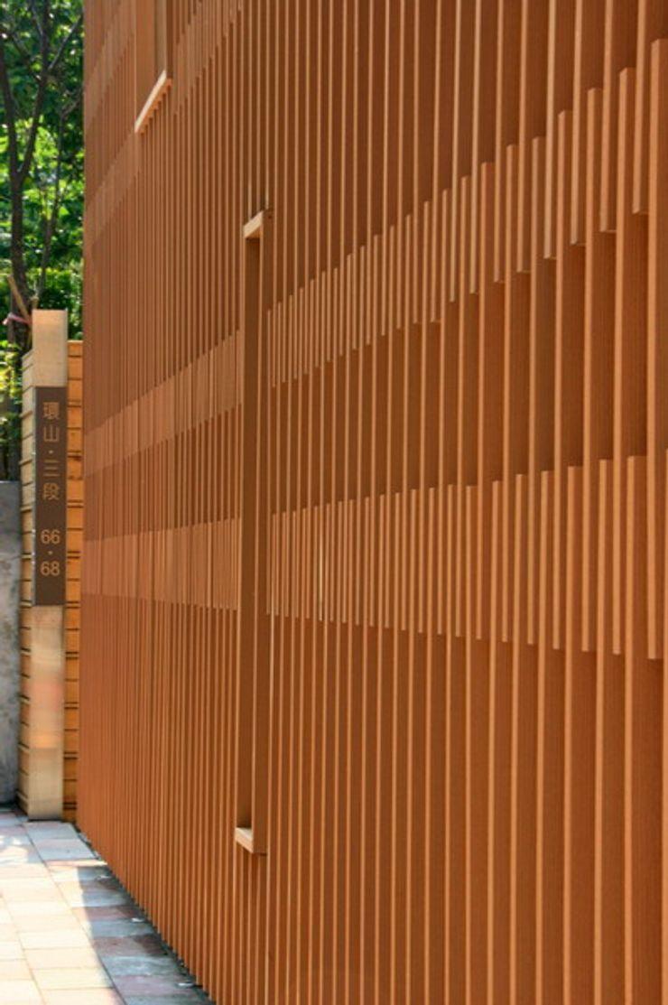昱紘823 云鼎設計/陳柏壽建築師事務所 牆壁與地板牆壁裝飾
