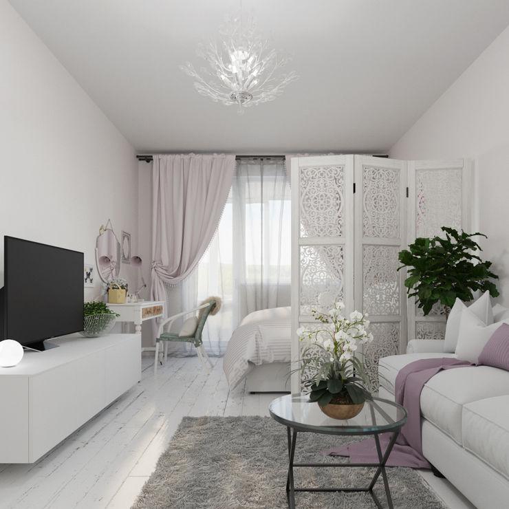 ДОМ СОЛНЦА Living room