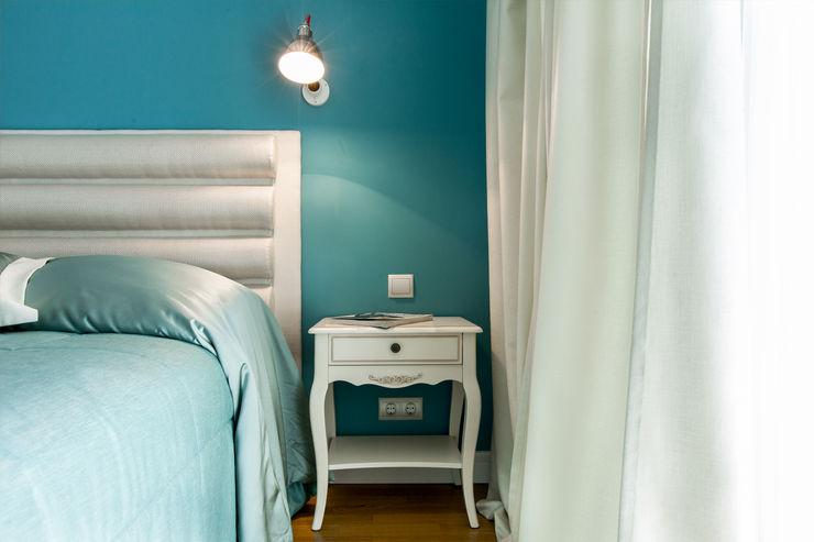 Дизайн-студия 'Вердиз' Eclectic style bedroom