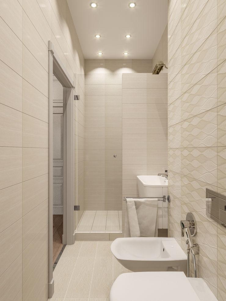 Дизайн-студия 'Вердиз' Classic style bathroom