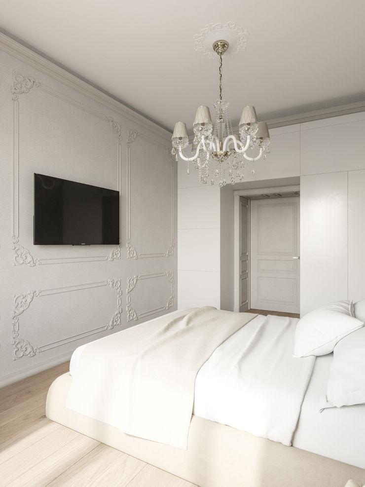 Дизайн-студия 'Вердиз' Classic style bedroom