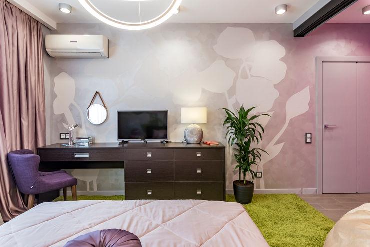 Дизайн-студия 'Вердиз' Modern style bedroom