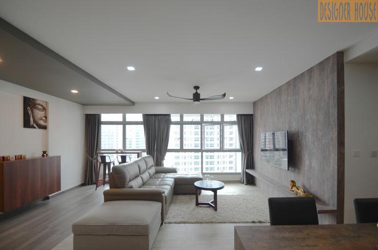 Designer House Living roomTV stands & cabinets Brown