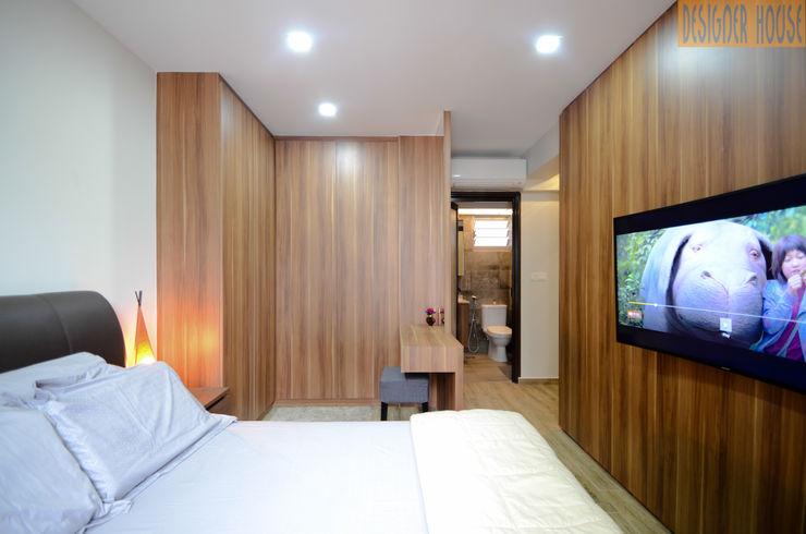 Designer House BedroomWardrobes & closets Brown