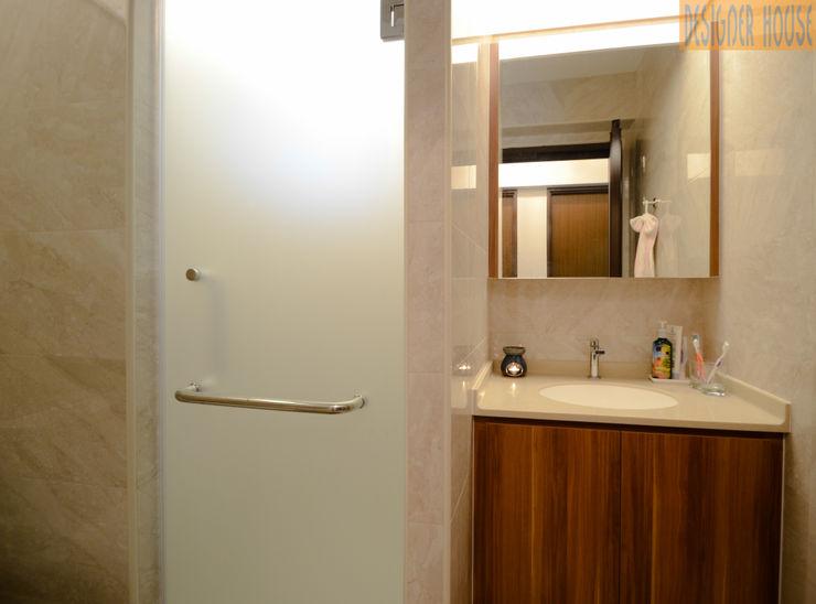 Designer House BathroomMirrors Beige