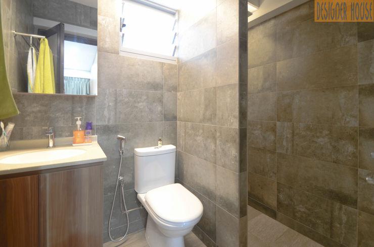 Designer House BathroomToilets Beige