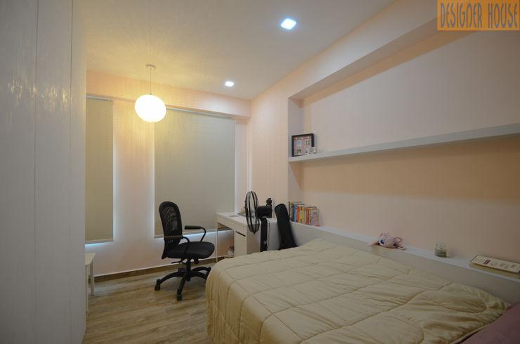 Designer House BedroomBeds & headboards Beige