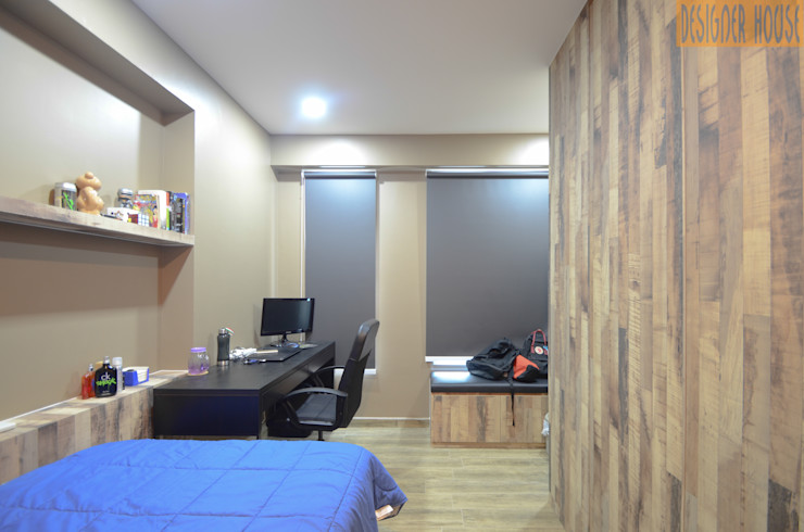 Designer House BedroomWardrobes & closets Beige
