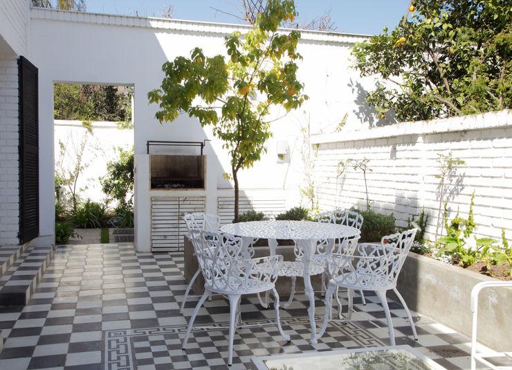 RENOarq Balcon, Veranda & Terrasse modernes