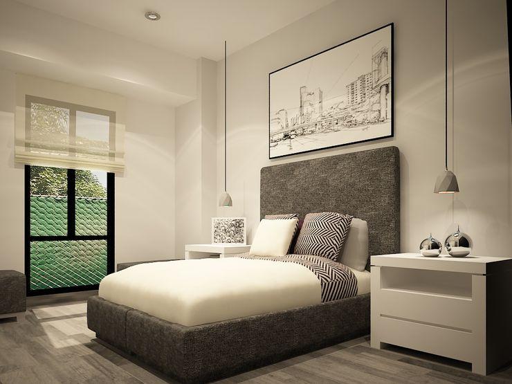 Zono Interieur غرفة نوم