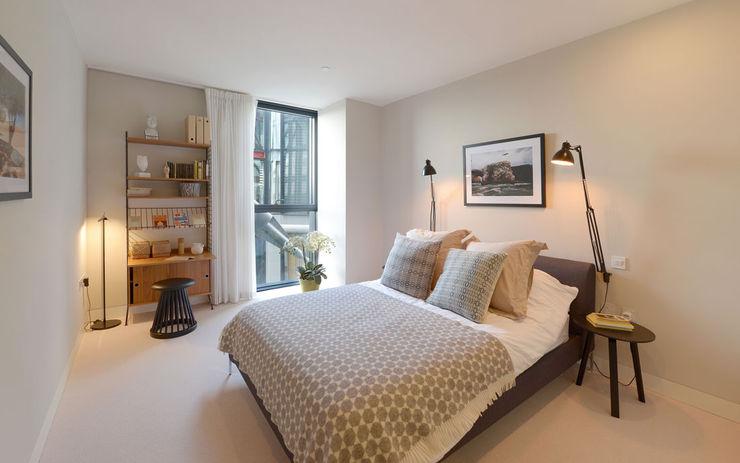 Bedroom Graham D Holland Minimalistische Schlafzimmer