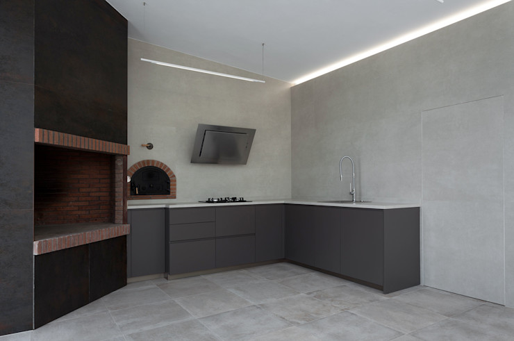 Raul Garcia Studio Cozinhas modernas