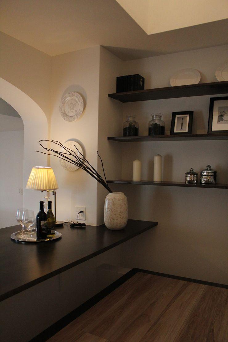 コト Multimedia roomAccessories & decoration Gỗ White
