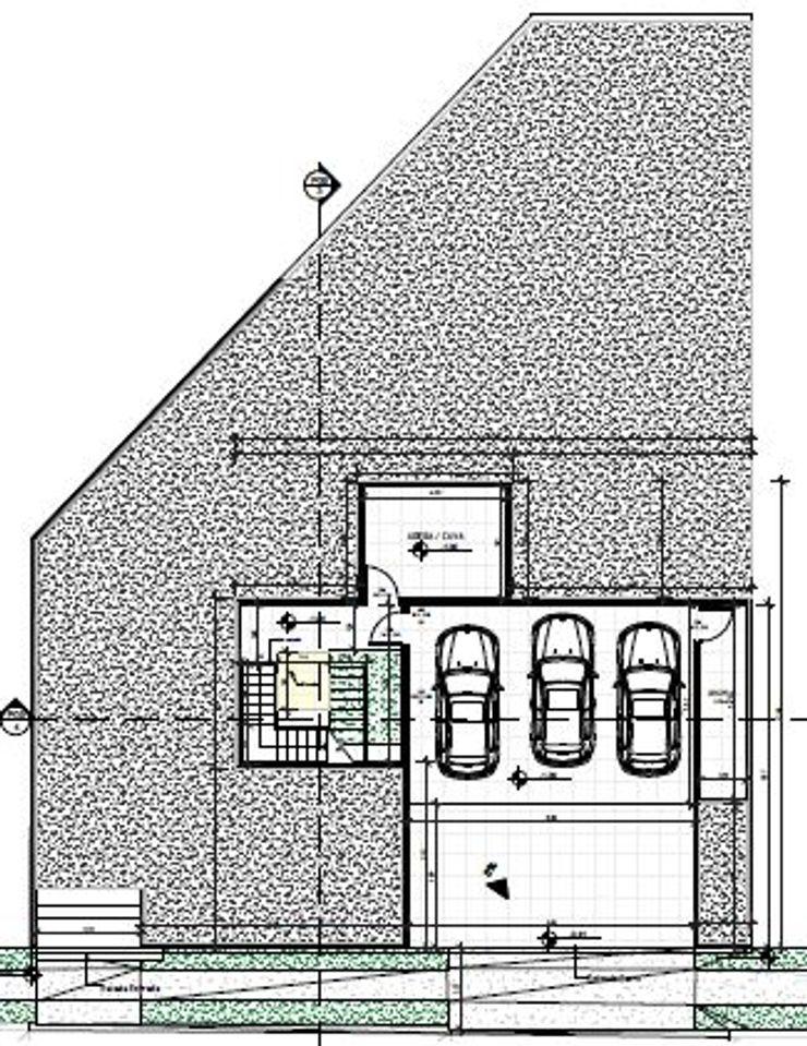 adnssouza arquitetura e interiores Modern houses