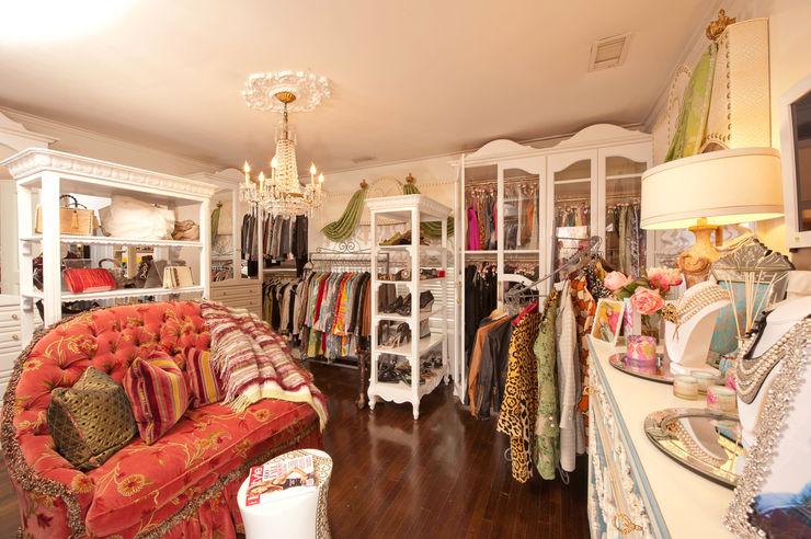 Kellie Burke Interiors Dressing classique