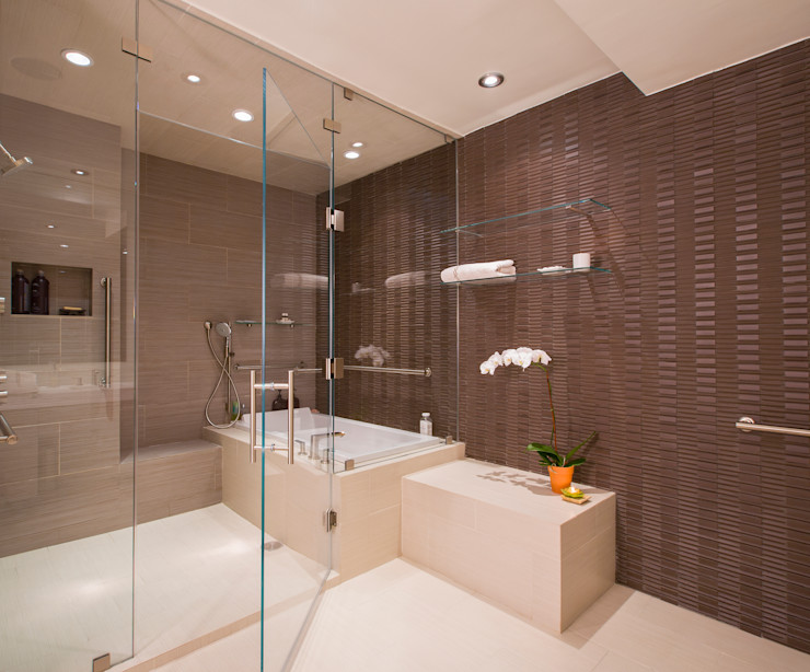 FORMA Design Inc. Baños modernos