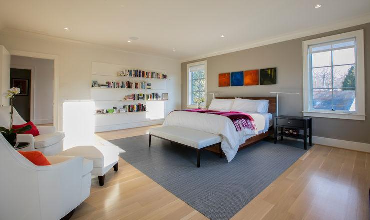 FORMA Design Inc. Modern style bedroom