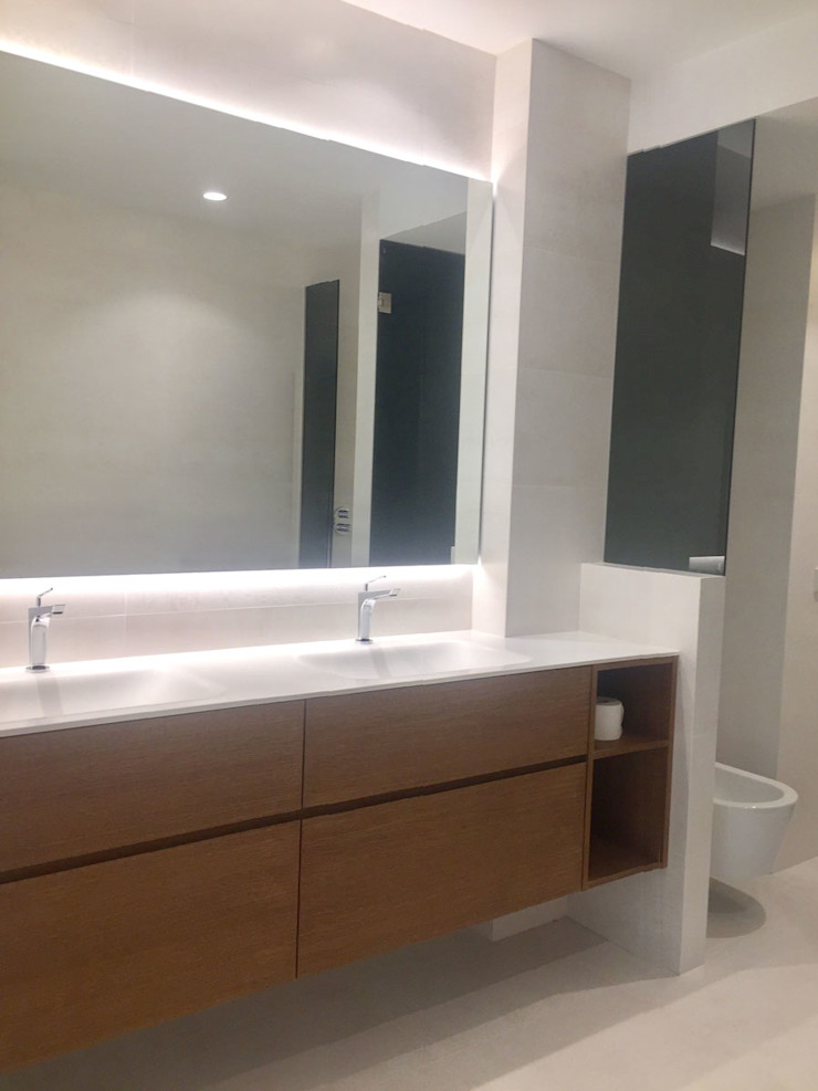 DISIGHT Baños modernos