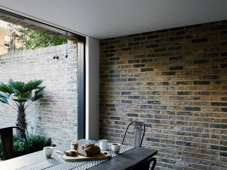 Dining room Brosh Architects Modern Dining Room