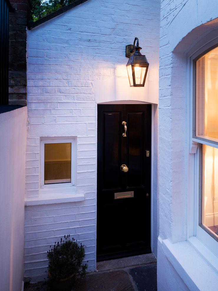 Front door Brosh Architects Modern Houses