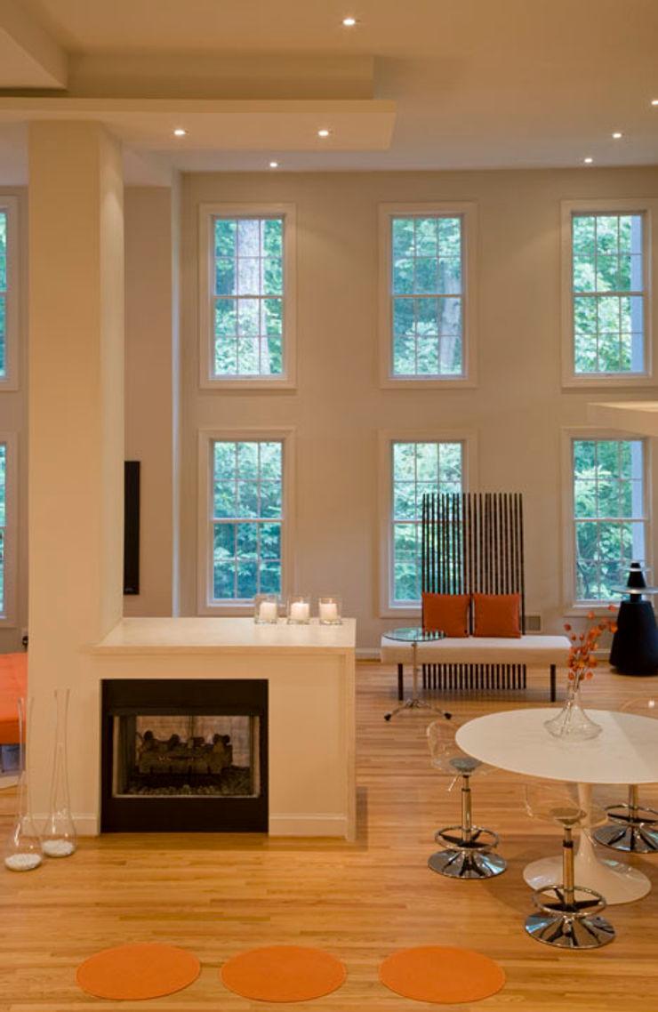 FORMA Design Inc. Salas de estar modernas