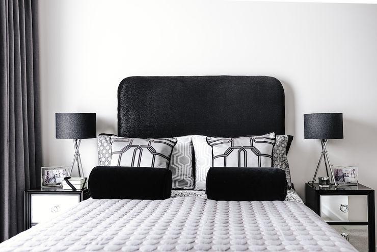 Guest Bedroom Katie Malik Interiors Modern Bedroom