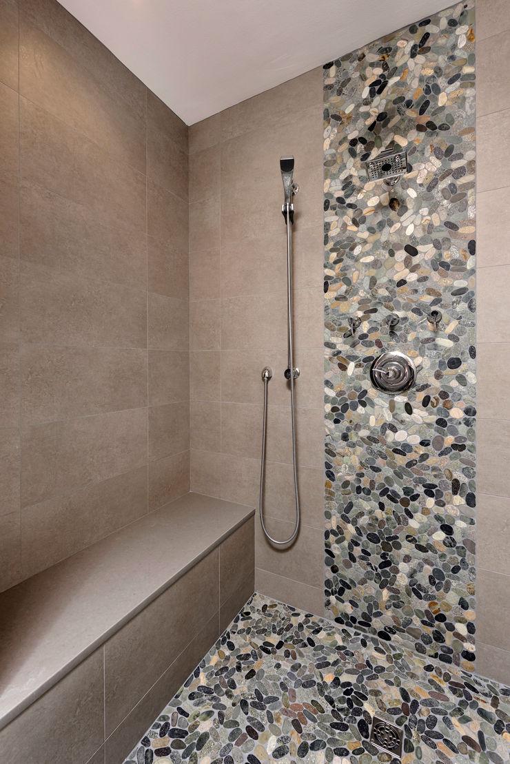 Master Suite and Master Bathroom Renovation in Great Falls, VA BOWA - Design Build Experts Modern bathroom