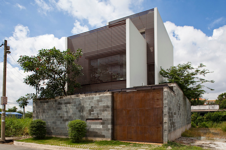 M11 House a21studĩo Nhà