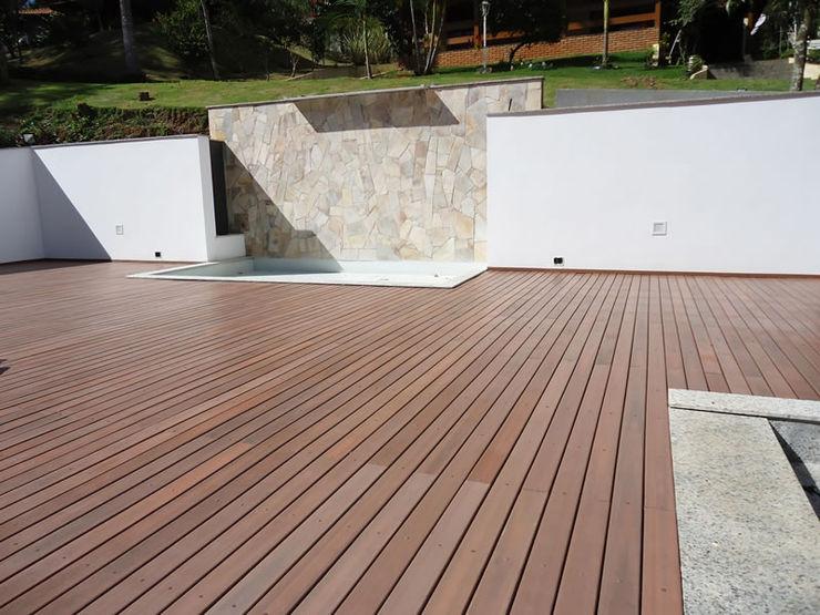 Ecopex Стіни Дерево-пластичний композит Дерев'яні